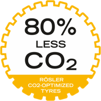 Icon: Rösler retreaded OTR tyres need 80% less CO2